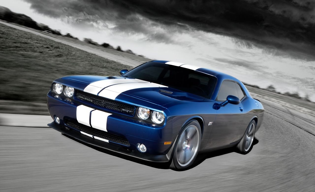 2011 Dodge Challenger Srt8 392 First Drive Dodge Challenger Review 8211 Car And Driver