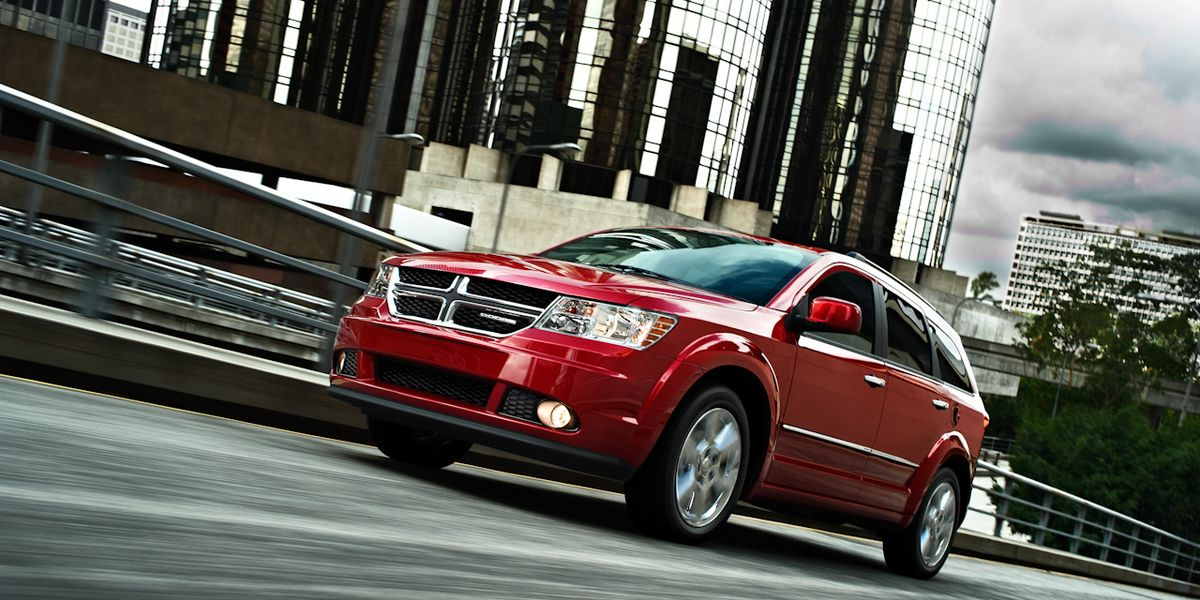 2011 Dodge Journey Drive Dodge Journey Review Ndash Car And Driver