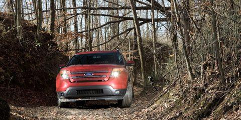 2011 Ford Explorer Limited 4WD Test –
