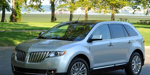 2011 Lincoln MKX Road Test –