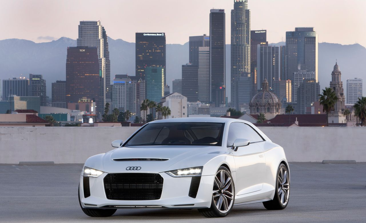 Audi Quattro Concept 8211 Review 8211 Car And Driver
