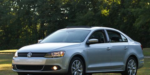 Volkswagen Jetta Review 2011 Vw Jetta Drive 8211 Car And