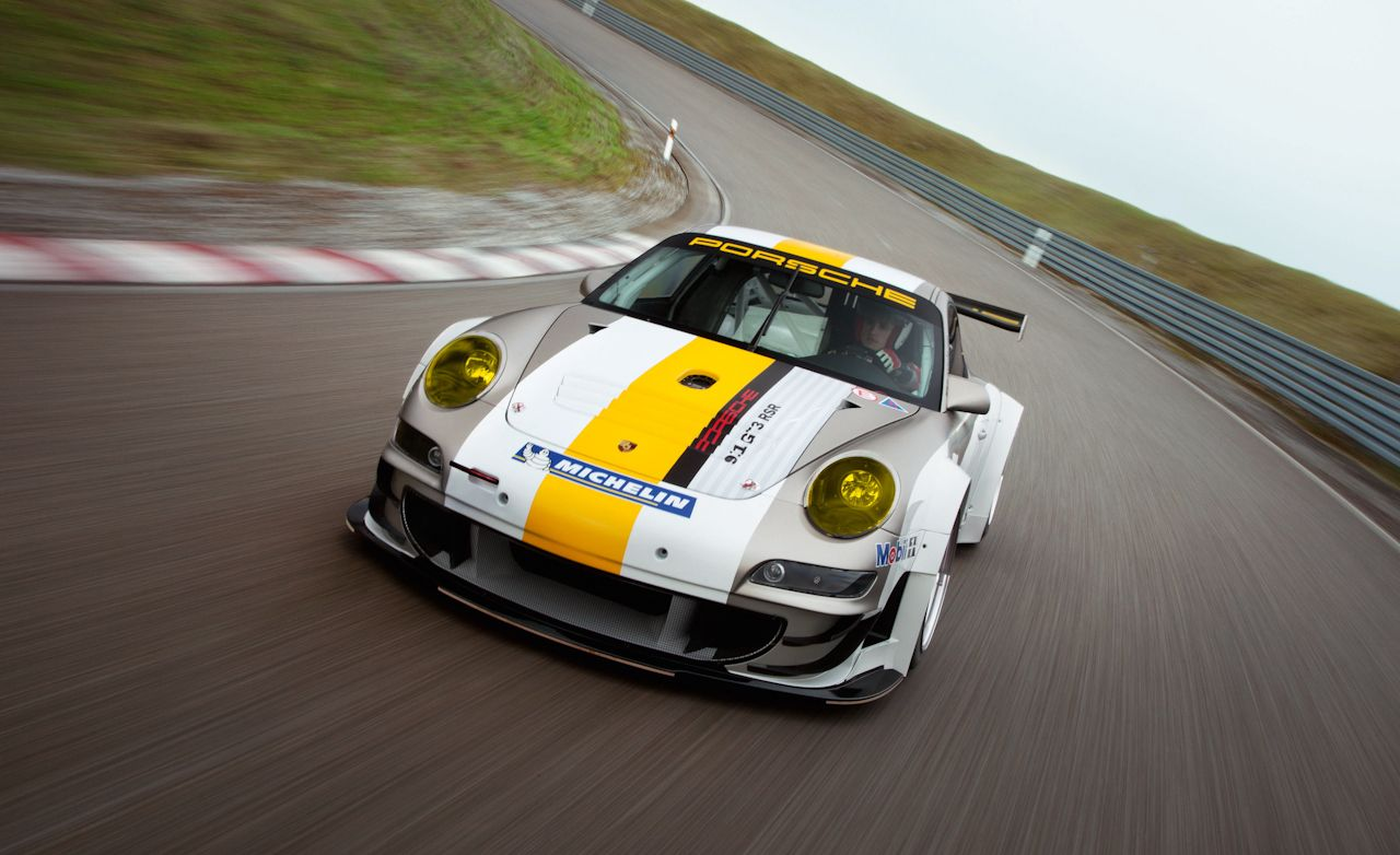 2011 Porsche 911 Gt3 Rsr Official Info Porsche 911 News 8211 Car And Driver
