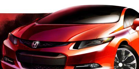 Automotive design, Vehicle, Hood, Red, Car, Automotive lighting, Fender, Orange, Grille, Rim,