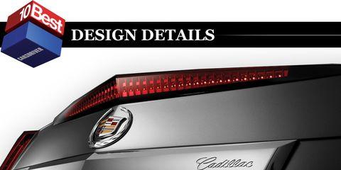 Automotive design, Text, Automotive exterior, Automotive lighting, Logo, Font, Parallel, Automotive tail & brake light, Bumper, Symbol,