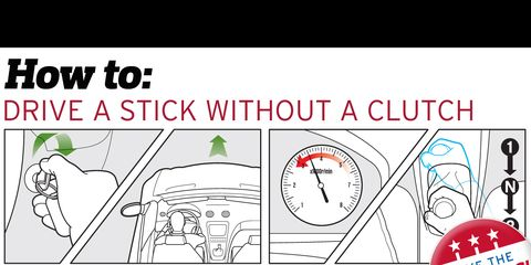 How to: Drive a Stick Without a Clutch - Car and Driver