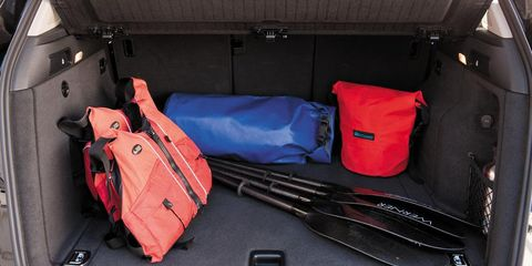 Trunk, Bag, Luggage and bags, Baggage, Bumper, Musical instrument accessory, Grille, Suitcase, Leather,