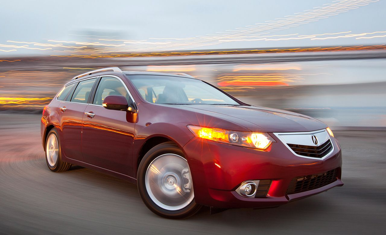 2011 Acura Tsx Sport Wagon Test 8211 Review 8211 Car And Driver
