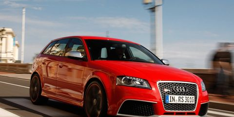 2011 Audi Rs3 Sportback 8211 Review 8211 Car And Driver