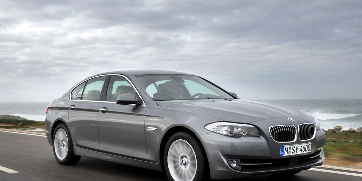 2011 Bmw 535i Xdrive 8211 Review 8211 Car And Driver