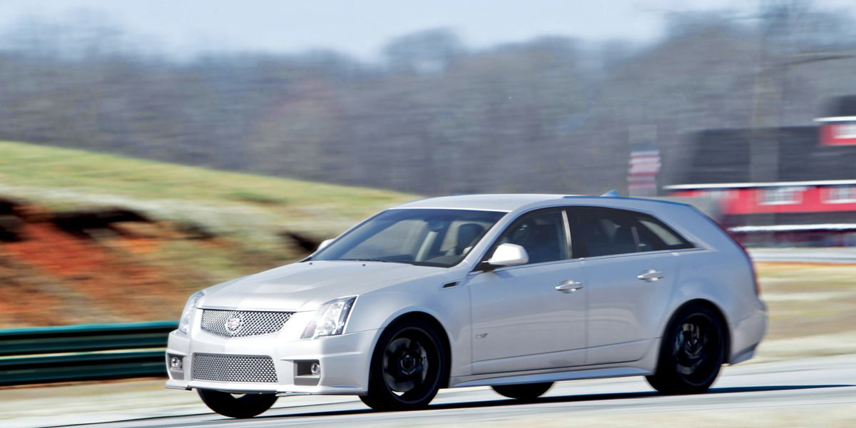 Cadillac Cts V Wagon For Sale >> 2011 Cadillac CTS-V Wagon Long-Term Test – Review – Car and Driver