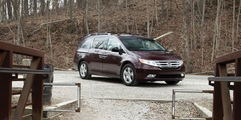 2011 Honda Odyssey Touring Elite Long Term Road Test Wrap Up 8211