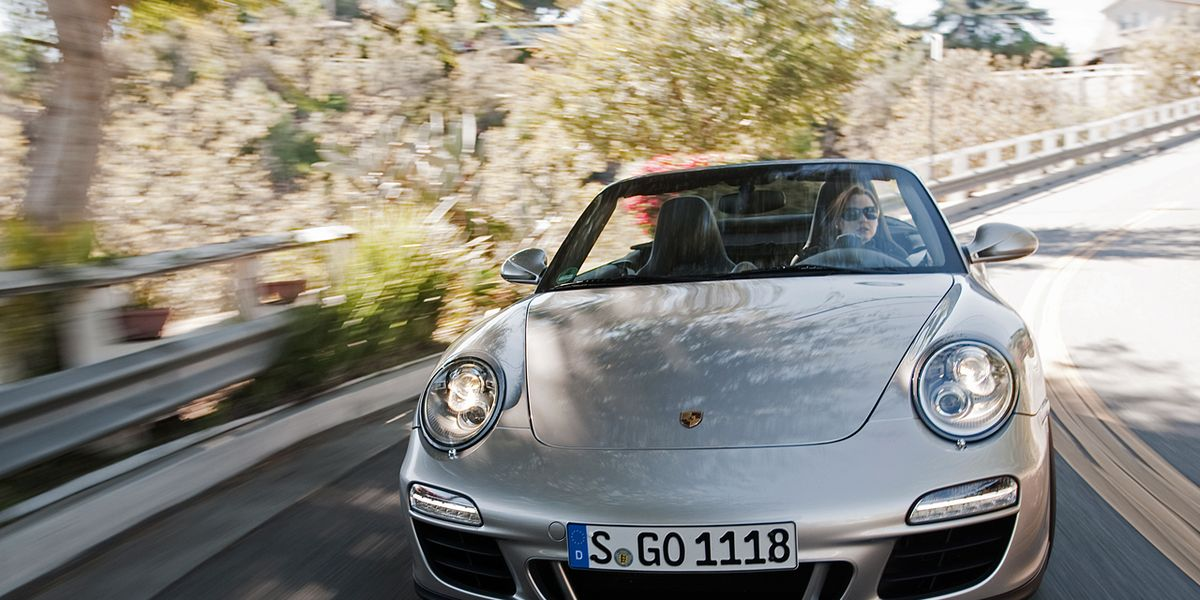2011 Porsche 911 Carrera Gts Cabriolet Road Test 8211 Review 8211 Car And Driver