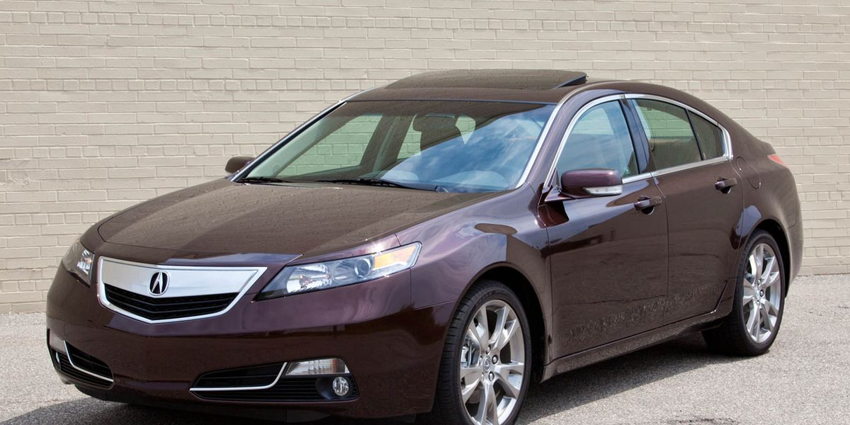 Acura Tl Sh Awd >> 2012 Acura TL SH-AWD Road Test – Review – Car and Driver