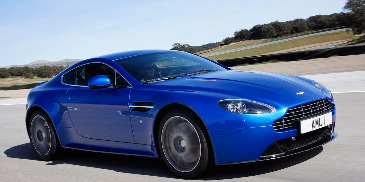 2012 Aston Martin V8 Vantage S Drive 8211 Review 8211 Car And Driver