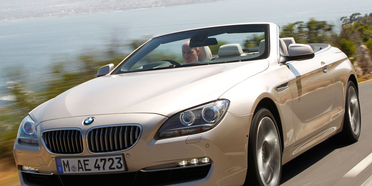 2012 Bmw 650i Convertible 8211 Review 8211 Car And Driver