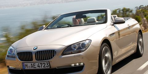 bmw 650i coupe convertible