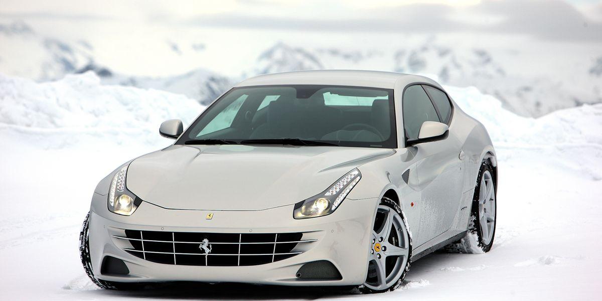 2012 Ferrari Ff Drive 8211 Review 8211 Car And Driver