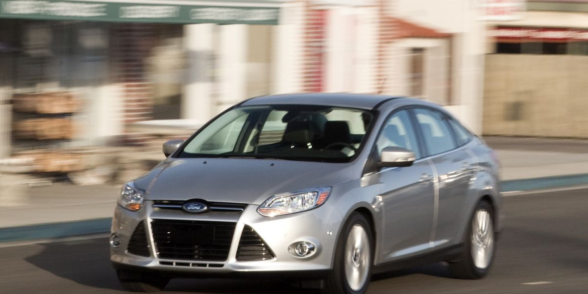 2012 Ford Focus Sel Test Review Car And Driver