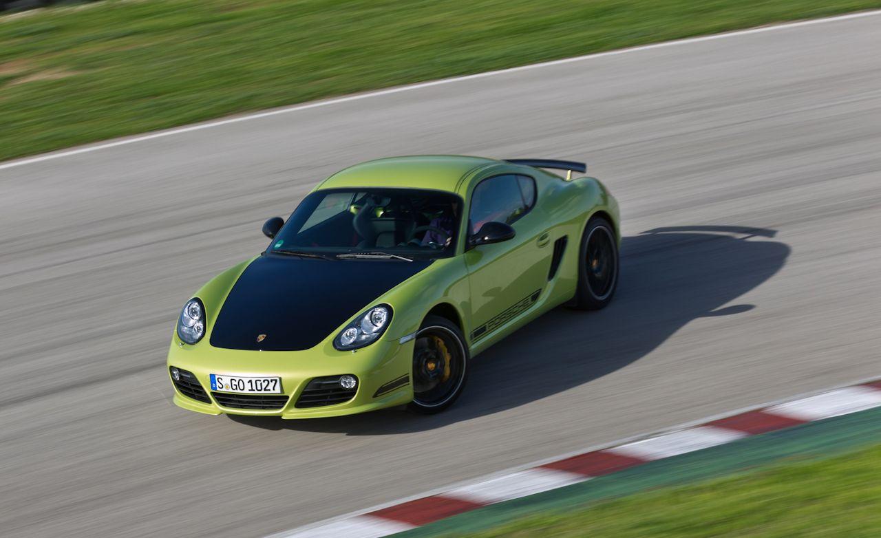 2012 Porsche Cayman R 8211 Review 8211 Car And Driver