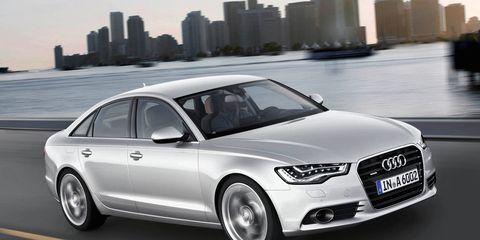 Audi A6 30 Tdi Diesel 8211 Review 8211 Car And Driver