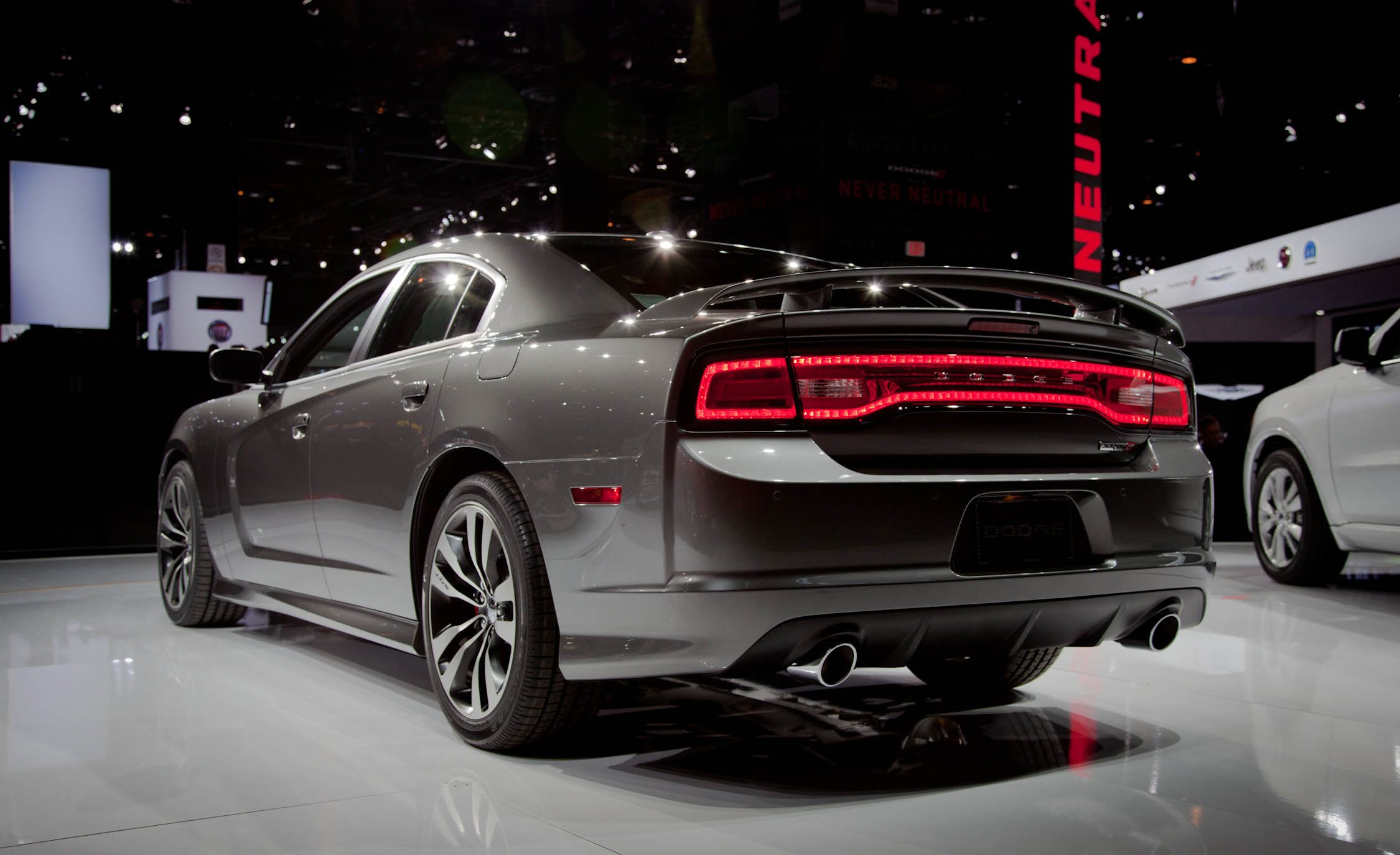 2012 Dodge Charger Srt8 Photos And Info Dodge Charger News 8211 Car And Driver