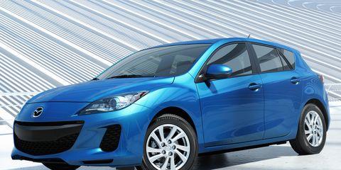 2011 mazda 3 hatchback dimensions