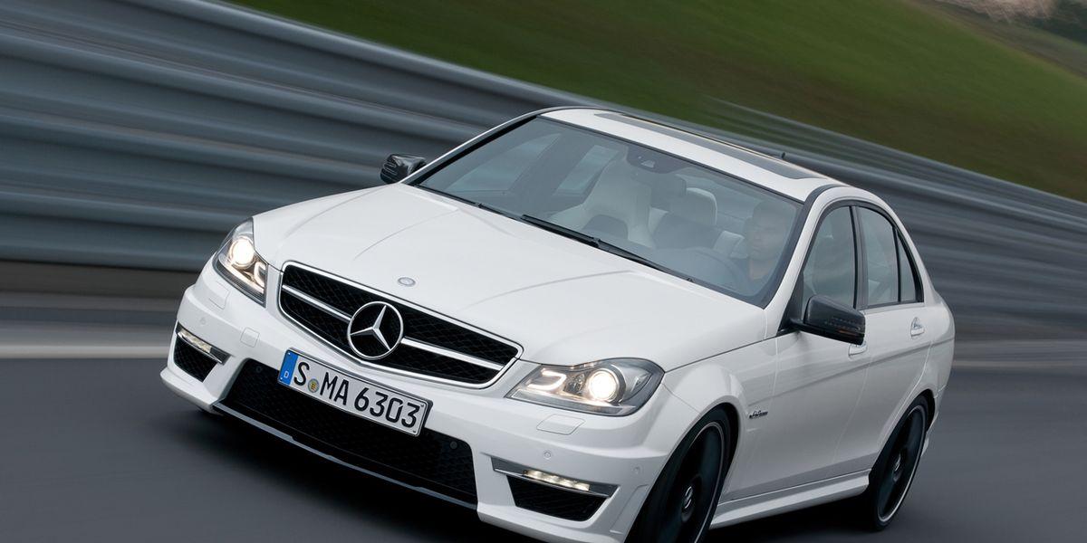 2012 Mercedes-Benz C63 AMG: Mercedes C-class News – Car and ...
