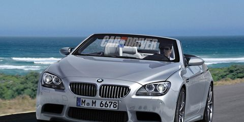 2012 Bmw M6 8211 Feature 8211 Car And Driver