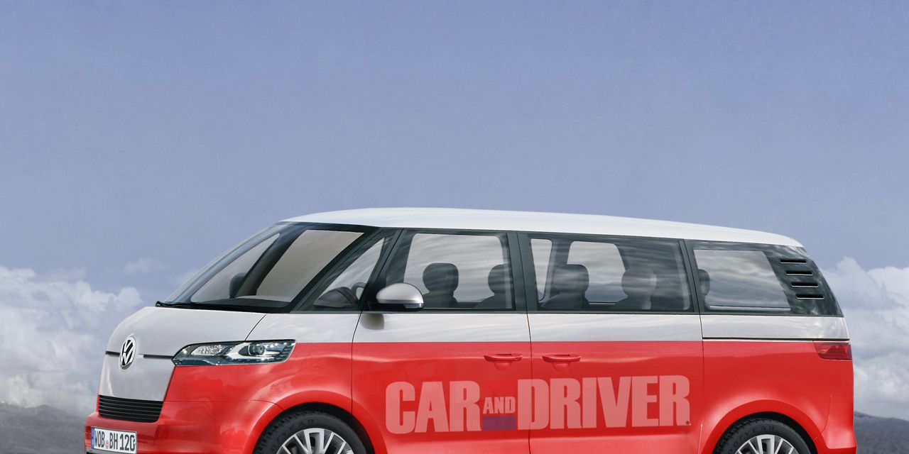 2014 Volkswagen Microbus 8211 Feature 8211 Car And Driver