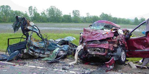 Pollution, Crash, Scrap, Waste, Litter,
