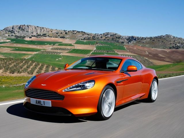 Aston Martin Virage Review Pricing And Specs