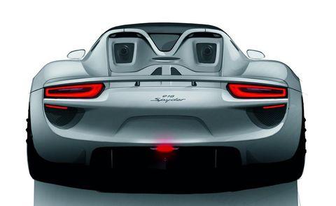 Automotive design, Automotive lighting, Black, Grey, Sports car, Bumper, Exhaust system, Luxury vehicle, Design, Performance car,
