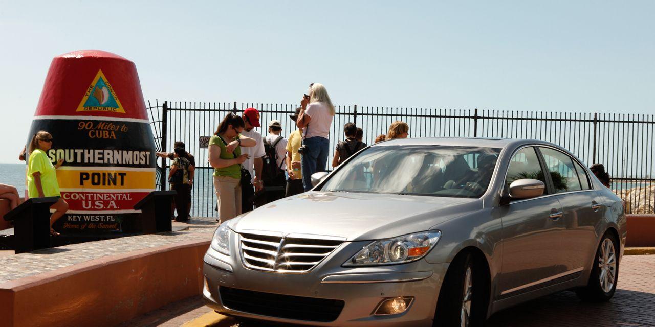 2009 Hyundai Genesis 4 6 Long Term Road Test Car And Driver