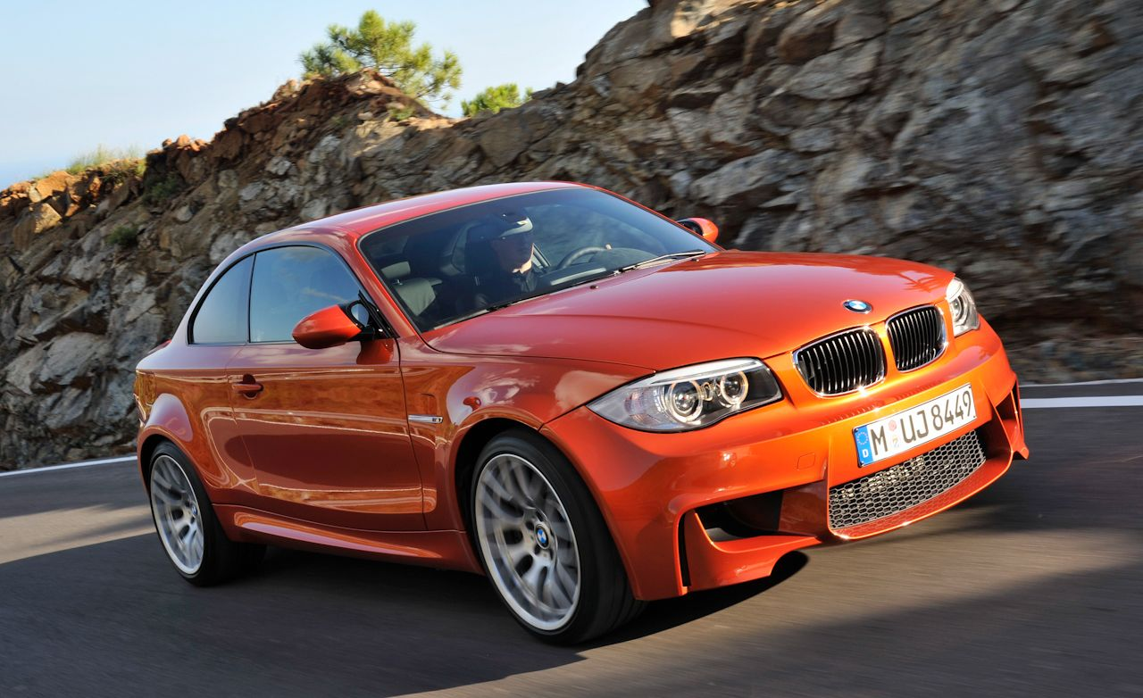2011 Bmw 1 Series M Coupe Tested