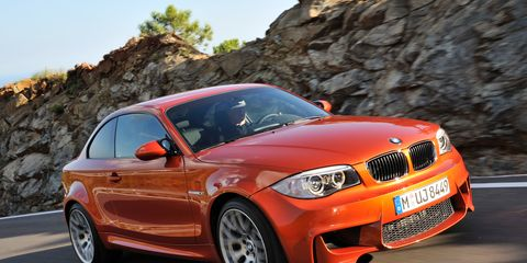2011 BMW 1-series M Coupe Test –