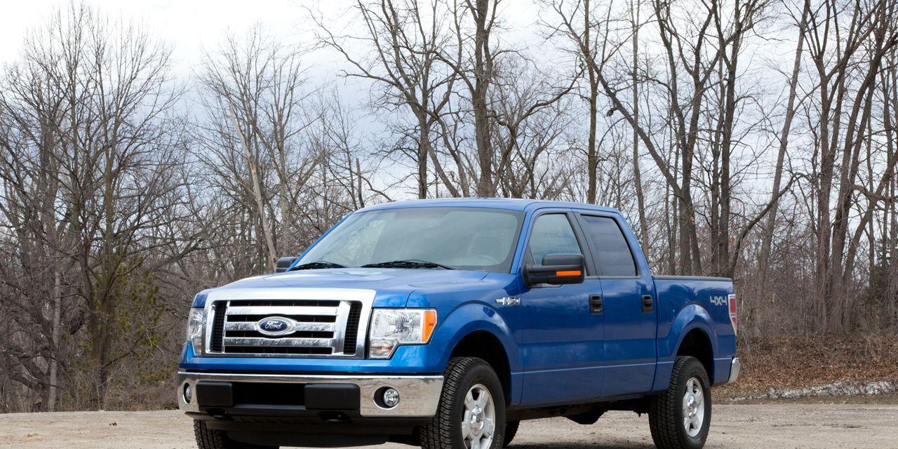 2011 Ford F 150 Xlt Supercrew 4x4 5 0 V8 8211 Review 8211 Car