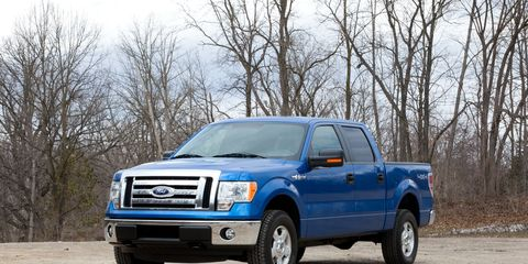 Ford F 150 Trim Levels >> 2011 Ford F 150 Xlt Supercrew 4x4 5 0 V8 8211 Review 8211 Car