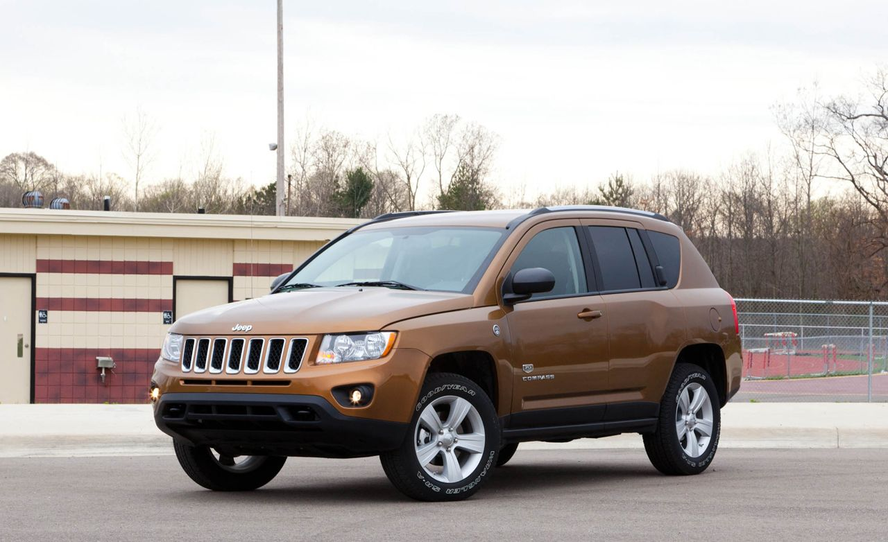 2011 Jeep Compass Limited 70th Anniversary Test &ndash
