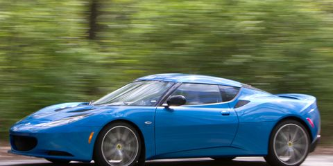 2011 Lotus Evora S Road Test - Review - Car and Driver