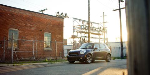 2011 Mini Cooper S Countryman All4 Long Term Test 8211 Review