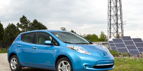 2011 Nissan Leaf Sl Long Term Road Test 8211 Review