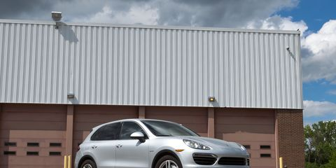 2011 Porsche Cayenne S Hybrid Road Test 8211 Review