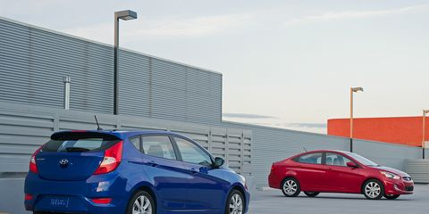 2012 Hyundai Accent First Drive –
