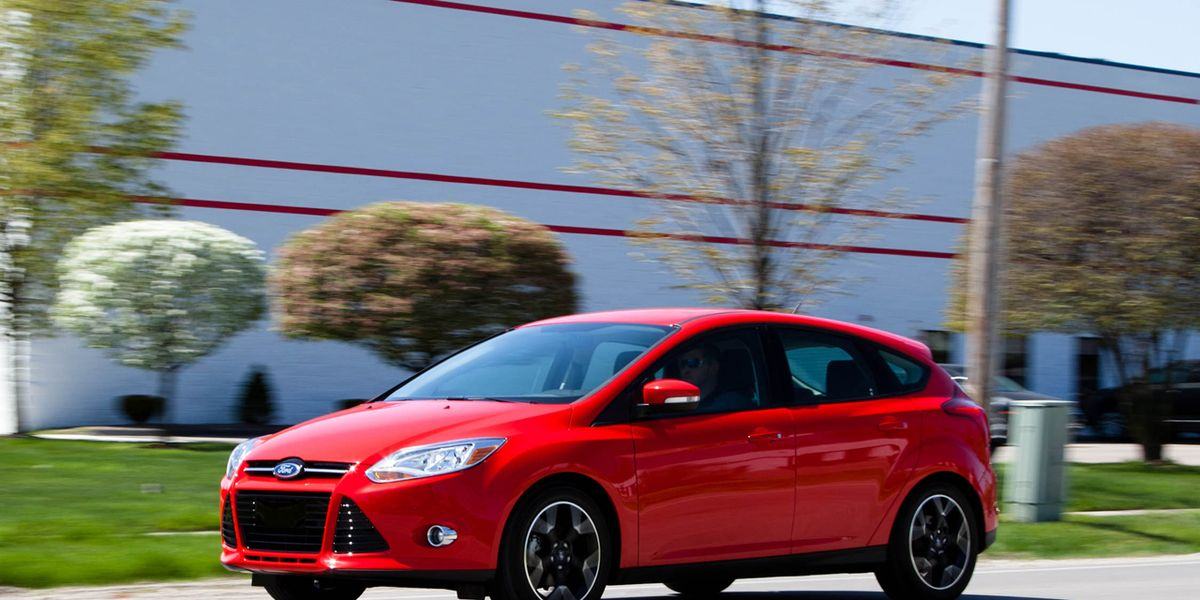 Ford Focus Se Manual Hatchback Test 8211 Review 8211 Car And