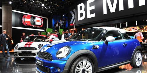2012 Mini Cooper Coupe Official Photos And Info 8211 News 8211