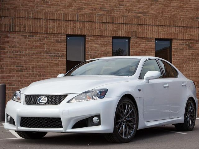 Lexus Is F Review Pricing And Specs