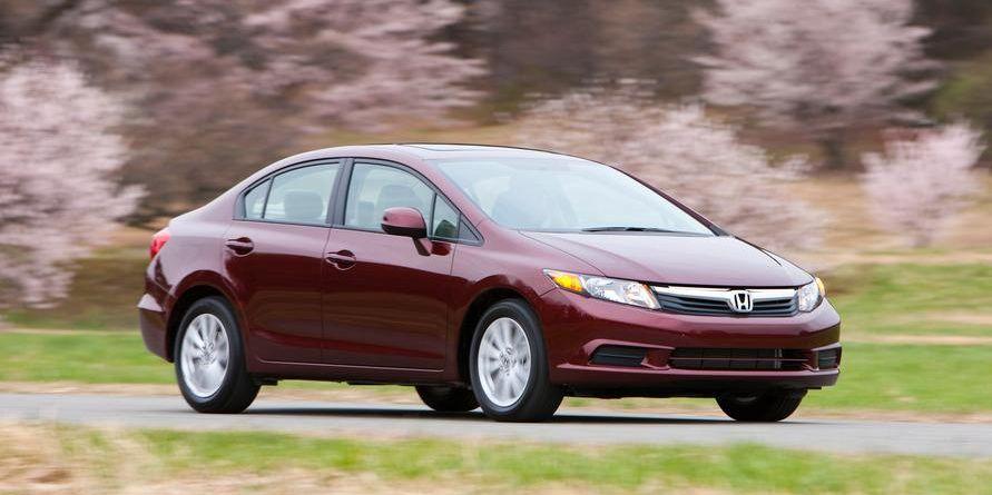 Tested: 2012 Honda Civic EX Sedan Loses Some Magic