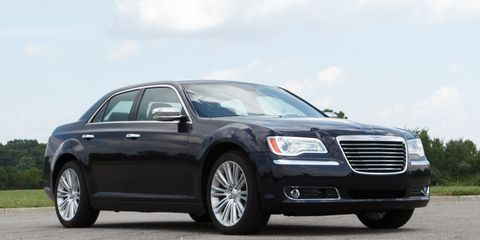 2011 chrysler 300c – review – car and driver  car and driver