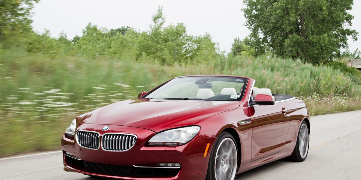 2012 Bmw 650i Convertible Road Test 8211 Review 8211 Car And Driver